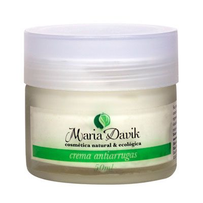 Crema antiarrugas natural (50ml.)